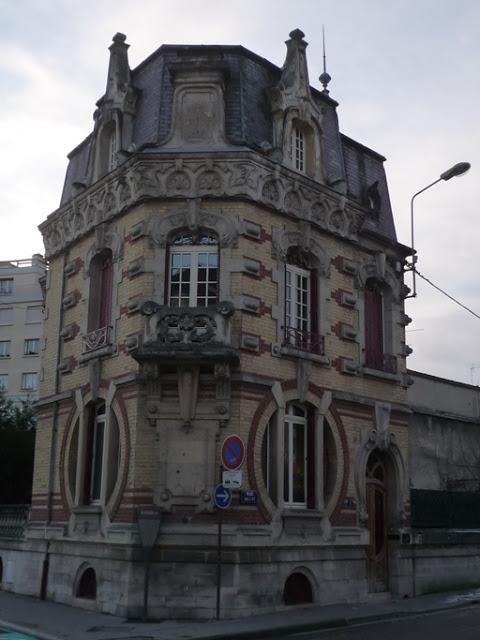 Epernay - Maison de la Lune