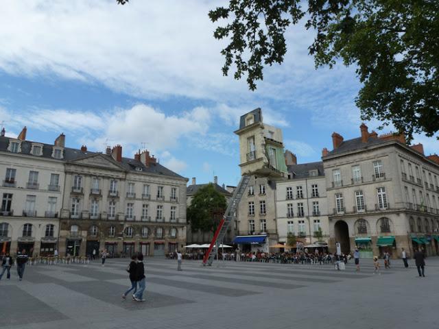 Nantes - Ultime déménagement
