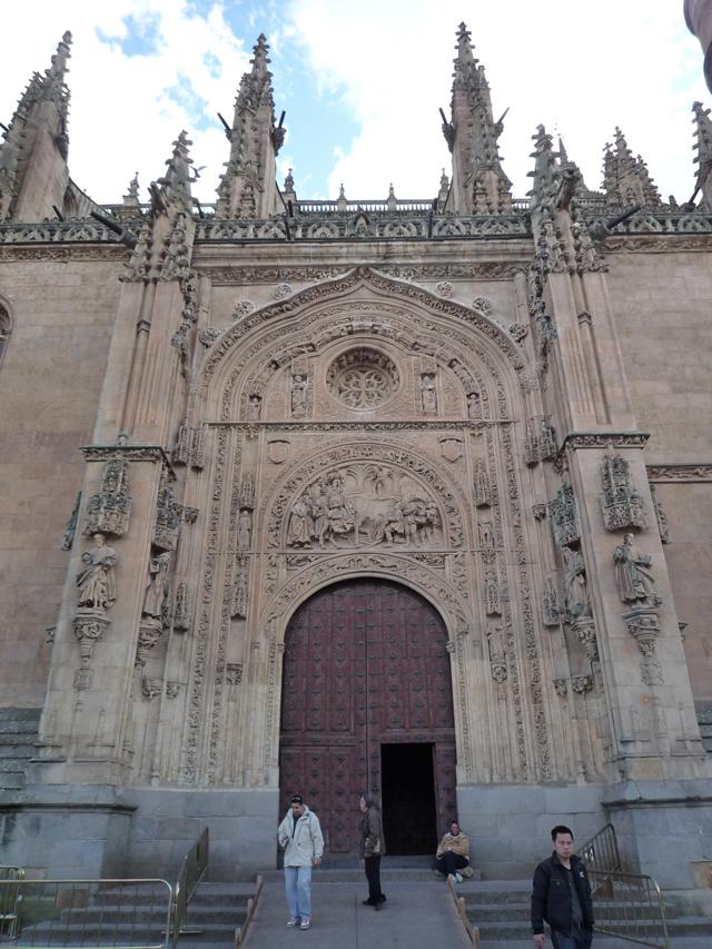 Le portail des Rameaux