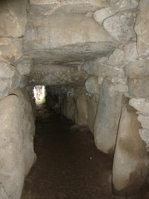 Couloir de la première chambre