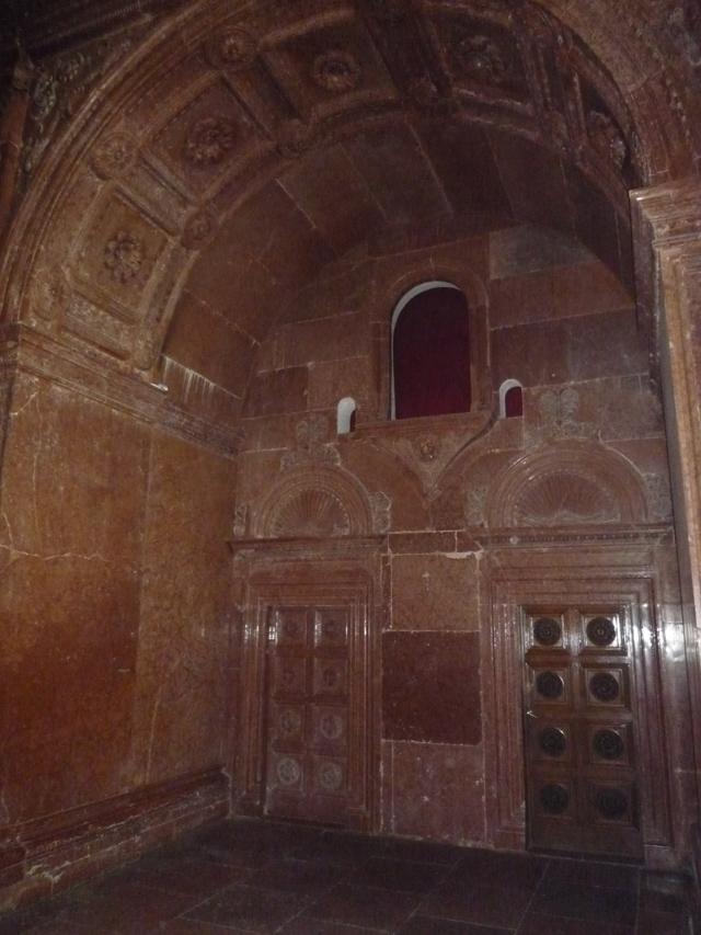 La chapelle Bakócz, date du XVIème siècle.