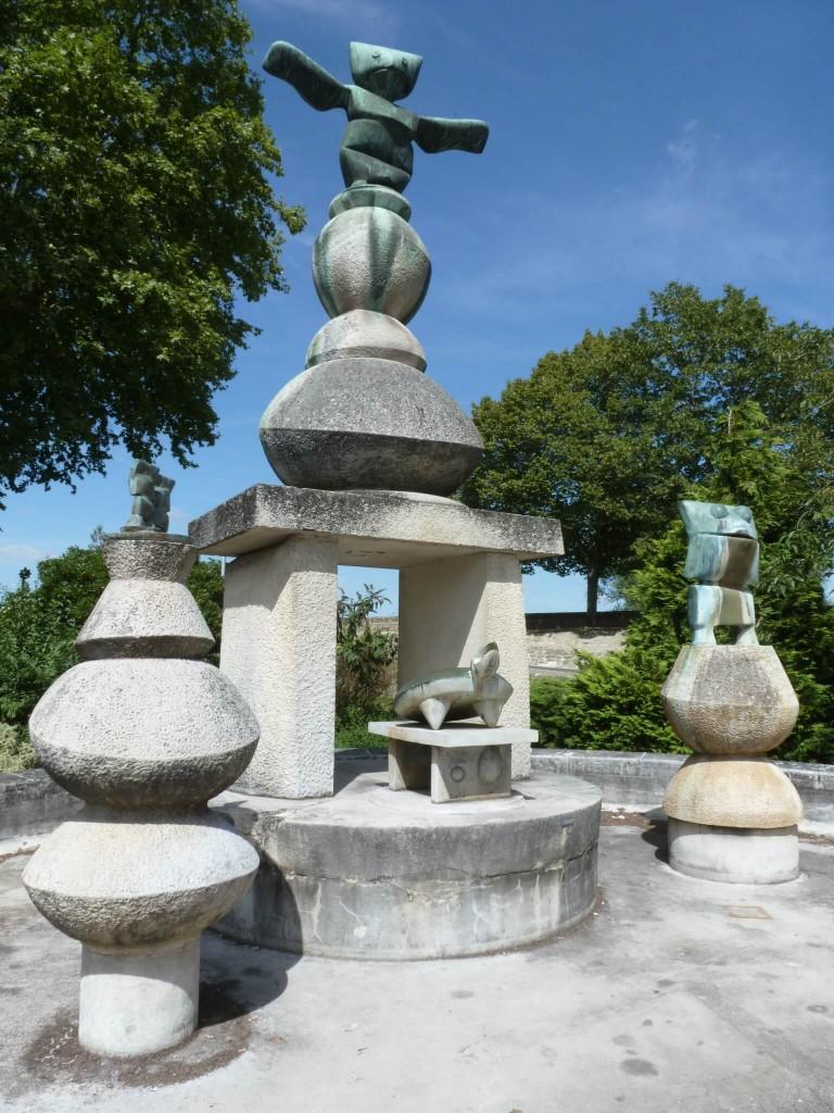 Fontaine Max Ernst