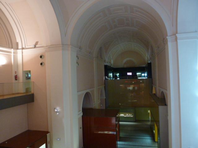 L'ancienne nef