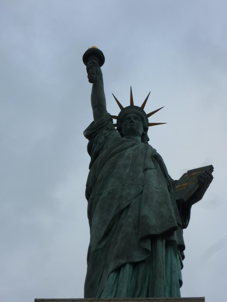 Paris - Statue de la Liberté 1