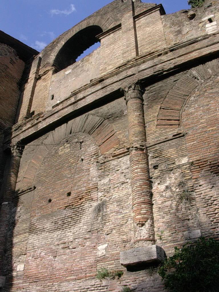Rome - Amphithéâtre Castrense (1)
