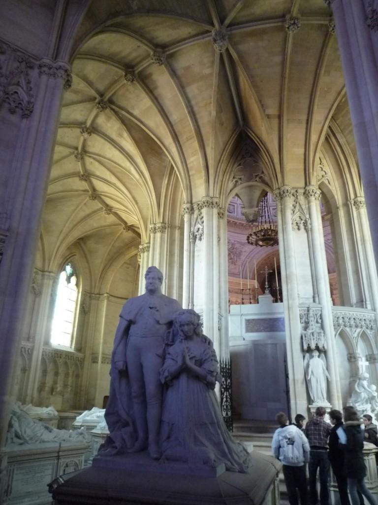 Tombeau de Louis-Philippe Ier et son épouse Marie Amélie 2