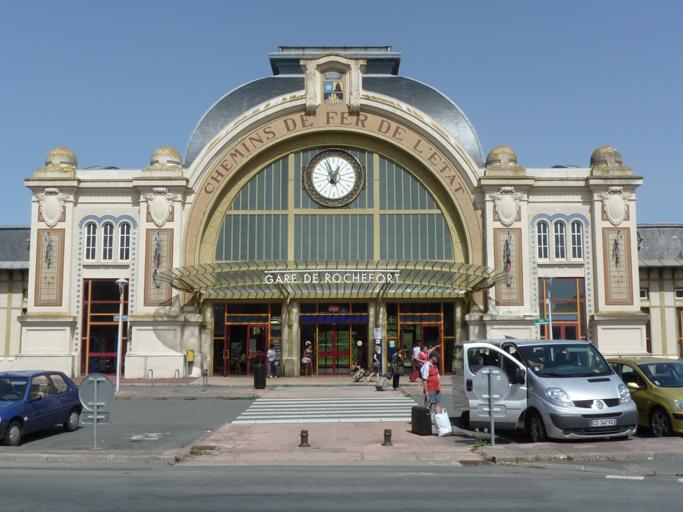 Gare de Rochefort (2)