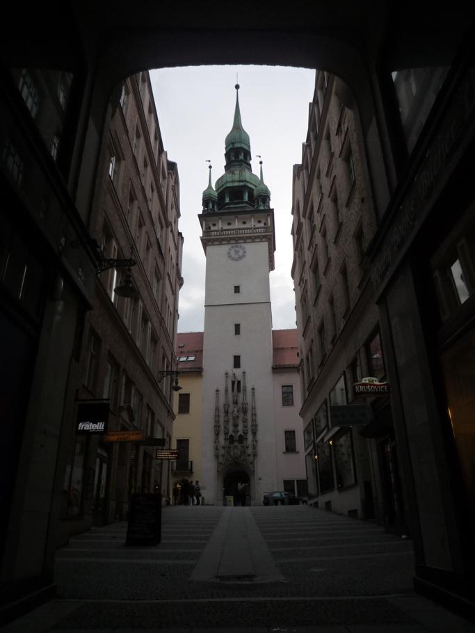 La tour de l'ancien hôtel de ville a été rehaussée de cinq mètres en 1905
