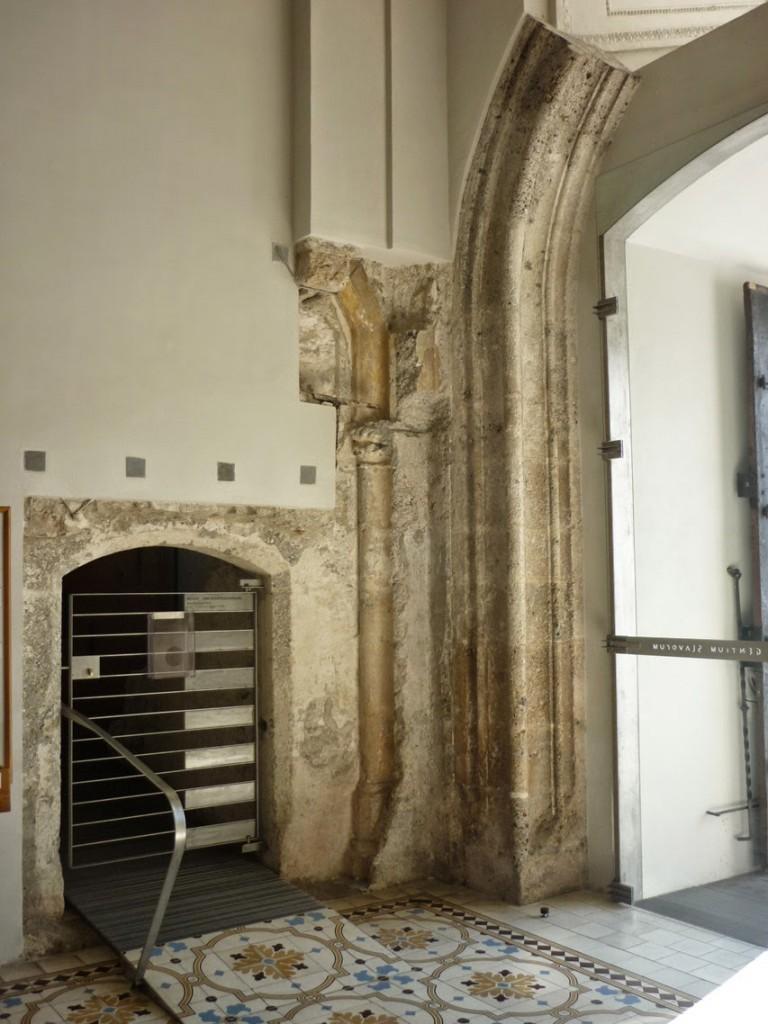 Vestiges gothiques