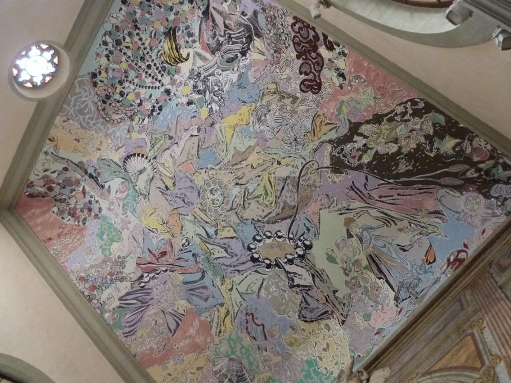 L'œuvre a été réalisée en 2003 par l'artiste français Marc-Camille Chaimowicz.