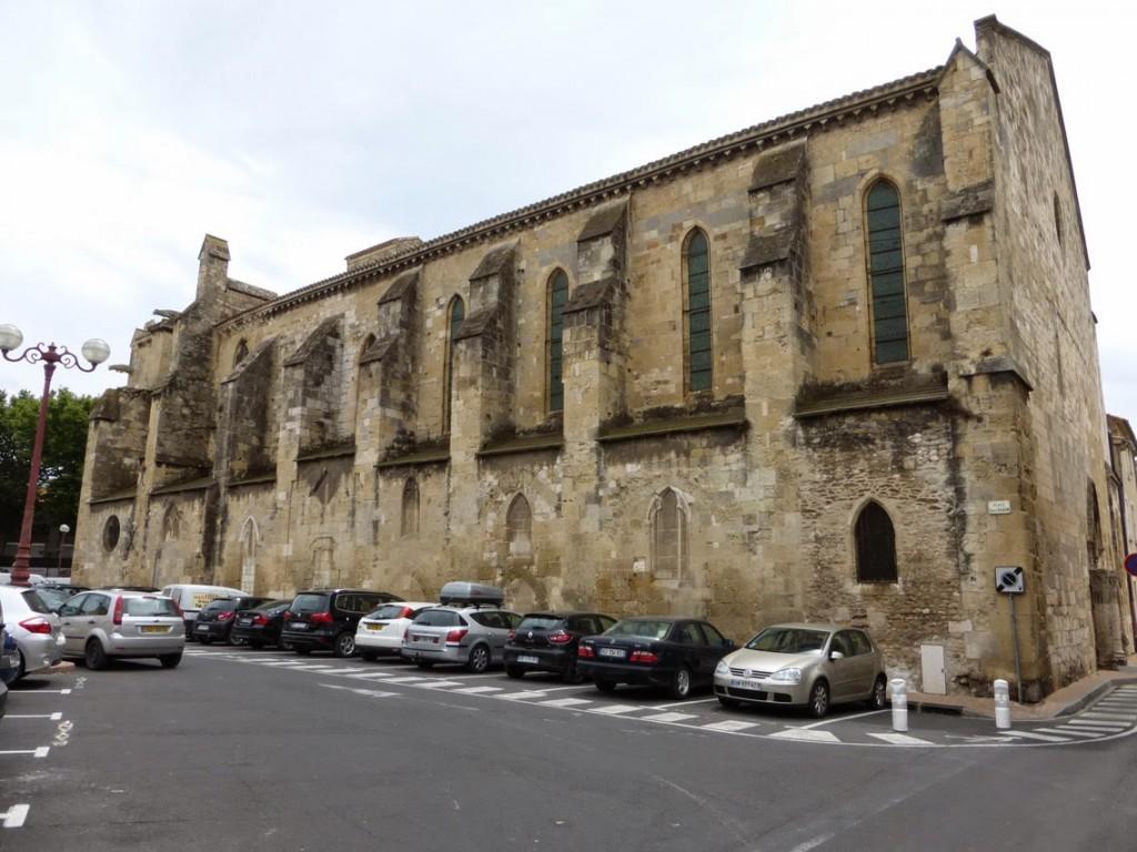 Aujourd'hui, l'église Notre-Dame-de-Lamourguier est également reconnue comme un bel exemple d'architecture gothique méridionale.