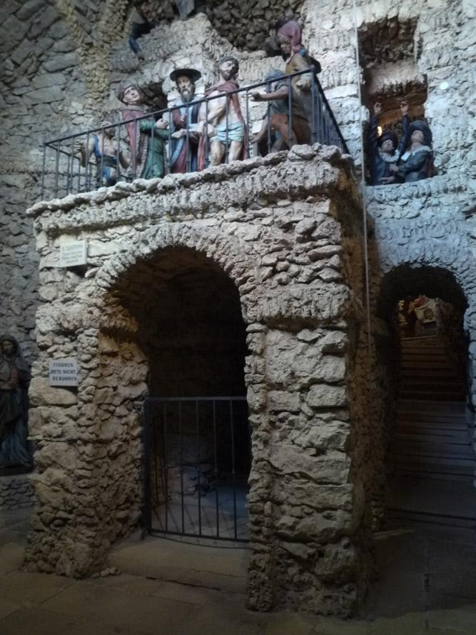 10e station: Jésus condamné à mort par Ponce Pilate