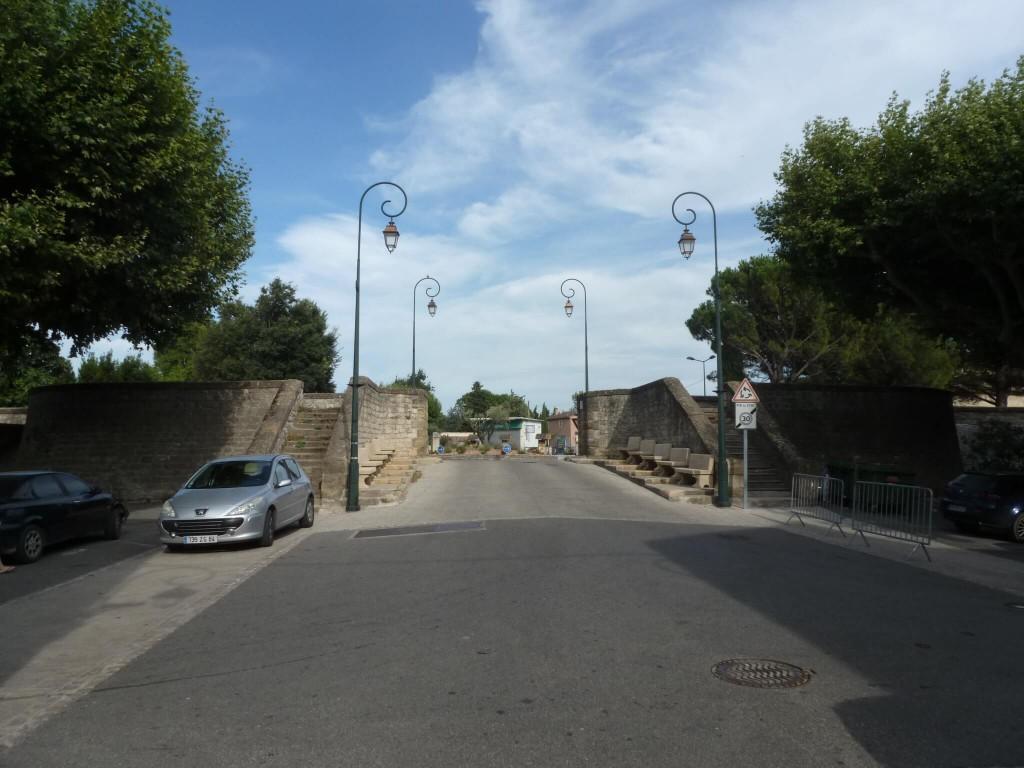 CADEROUSSE 3 - Porte Léon Roche