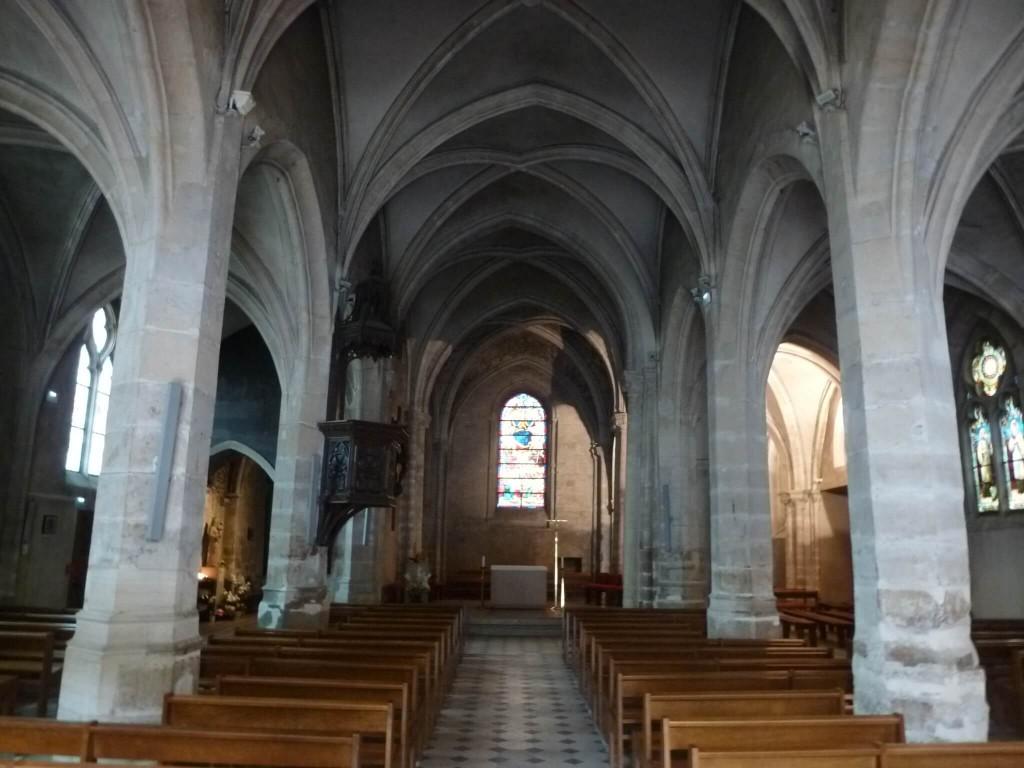 ANTONY - Eglise Saint Saturnin 2